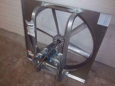 Dayton 1ahb1 Exhaust Fan 36 Less Drive Packge Heavy Duty