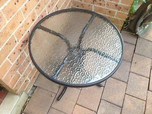 Outdoor coffee table Parramatta Parramatta Area Preview