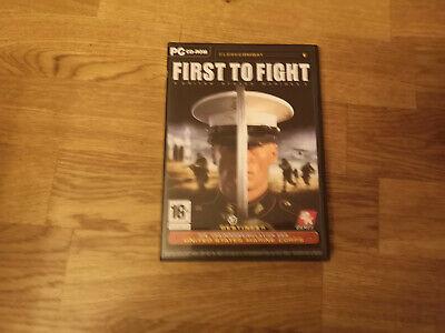 Spiel United States Marine (PC Spiel - First to Fight - United States Marines)