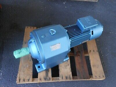 New Sew Eurodrive Electric Motor And Reduction Gear 7.5 Hp - Free Freight