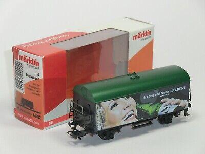 "Märklin - Bierwagen ""Welde No. 1"", Nr. 44202, H0, OVP - N608/B15"
