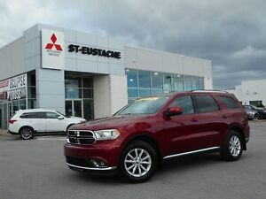 2015 Dodge Durango SXT  AWD ** CAMERA RECULE ** BLUETHOOT