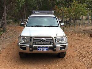 2005 / 100 Series GXL Land-Cruiser Turbo Diesel Dwellingup Murray Area Preview