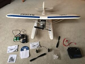 Hobby. Zone Super Cub trainer parts