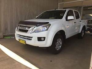 2014 Isuzu D-Max Manual Armidale Armidale City Preview