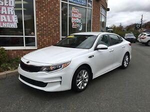2017 Kia Optima LX+ w/ Heated Seats/Steering Wheel, Backup Camer