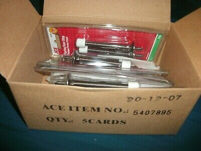 - Master Carton Ace Hardware Spring Door Stop (100pcs) 3in. Antique Pewter 5407895