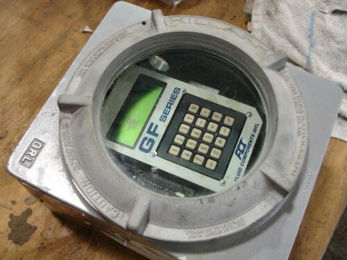 FCI GF90 Digital Flow Controller Killark GRL-600L FE501