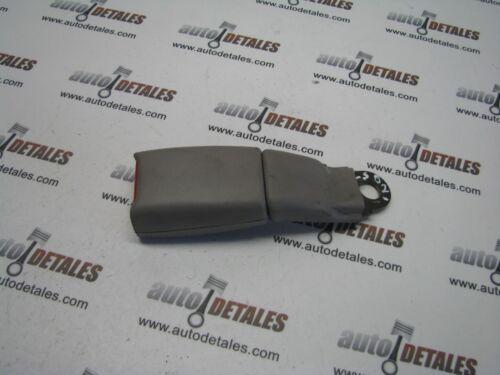 Lexus LS 430 4.3 front seat belt buckle beige D011802 used 2002