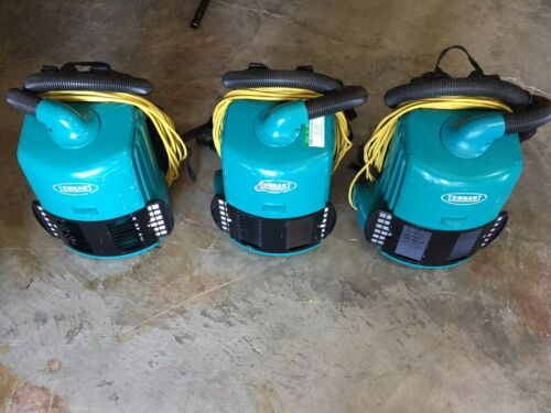 Tennant 3090 Backpack Backpac Back Pac Vacuum Vac with Hose