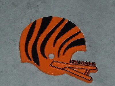 CINCINNATI BENGALS Vintage Old NFL RUBBER Football FRIDGE MAGNET Standings - Cincinnati Bengal