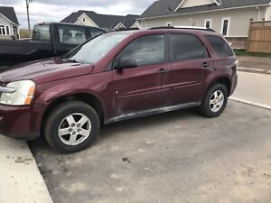 2007 EQUINOX AWD - FULLY CERTIFIED!