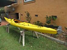 Beachcomber Barracuda Sea Kayak Rochedale South Brisbane South East Preview