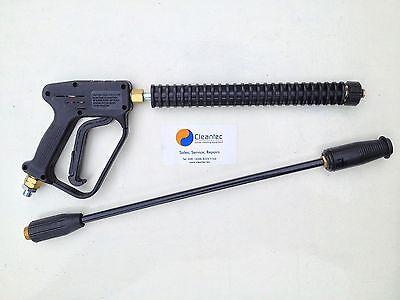 Lavor Hurricane Pressure Power Washer Replacement Trigger Gun Variable Lance