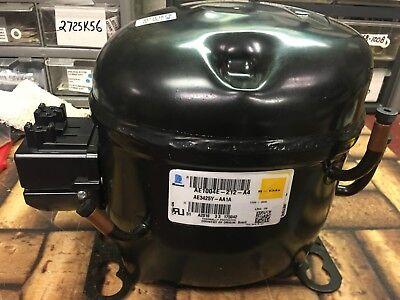 True Cooler Compressor Tecumseh 15 Hp R134a R12 Ae3425y-aa1a 115 Vac