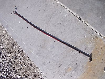 Farmall M Early Sm Tractor Ih Hydraulic Belly Pump Control Linkage Rod Ihc