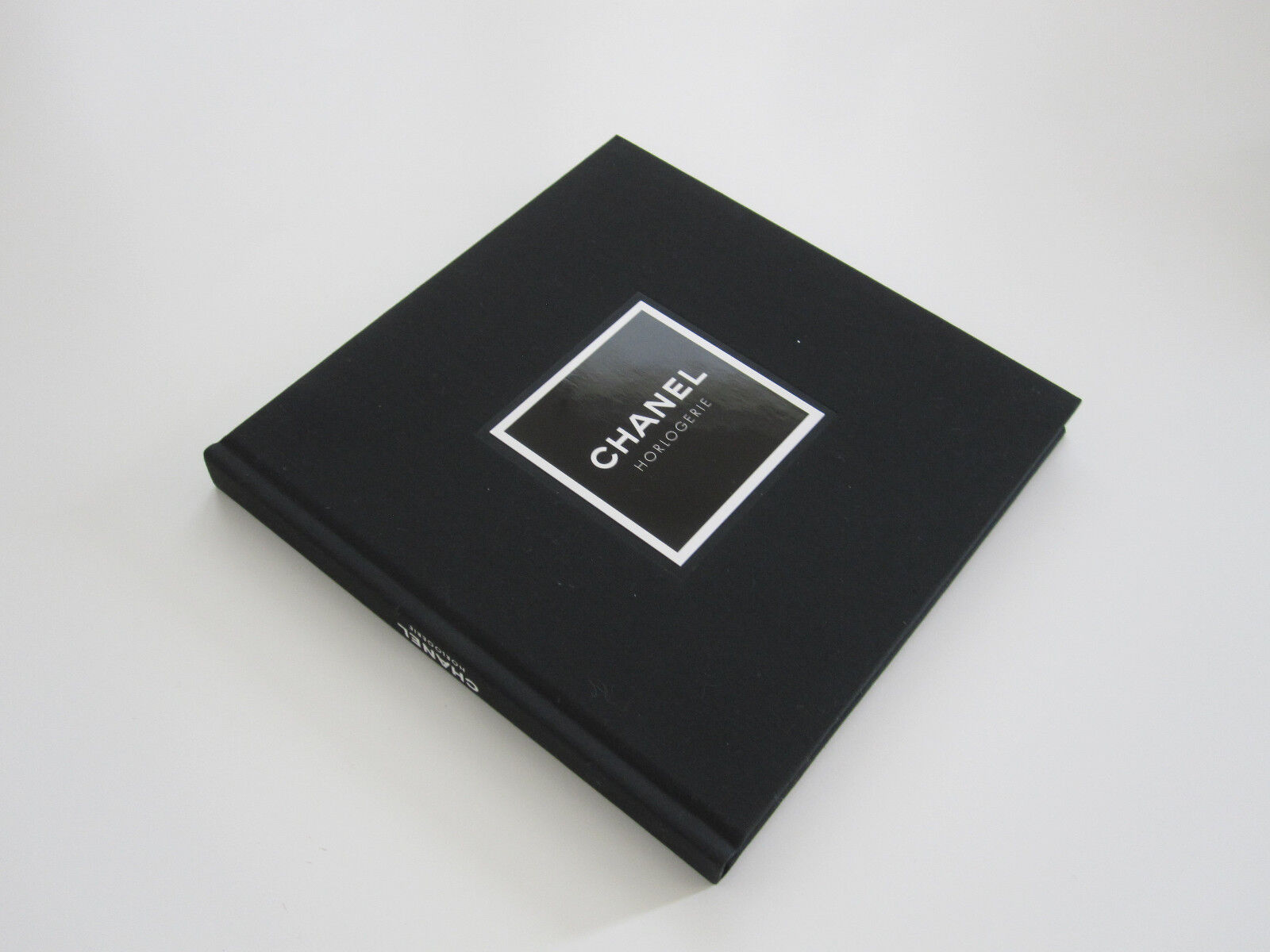 CHANEL Hardcover Coffee Table Book Watch VIP NEW