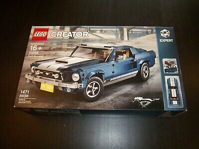 LEGO #10265 CREATOR FORD MUSTANG EXPERT NEW IN BOX