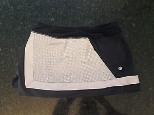 Lululemon Fluorescent Skirt Size 4
