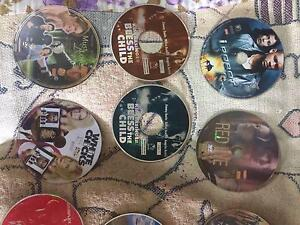 More than 42 Hollywood movies DVD Wentworthville Parramatta Area Preview
