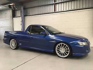 2005 Holden Commodore SS  (6 speed Manual) Ute Belmont Belmont Area Preview