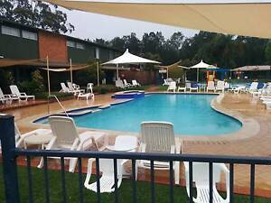 Tuncurry Lakes Resort Xmas Holiday Accommodation - 2 Jan - 9 Jan Tuncurry Great Lakes Area Preview