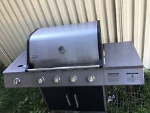 Rinnai BBQ used twice new in condition Glenfield Campbelltown Area Preview