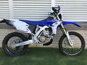 Yamaha WR450F Shell Cove Shellharbour Area Preview