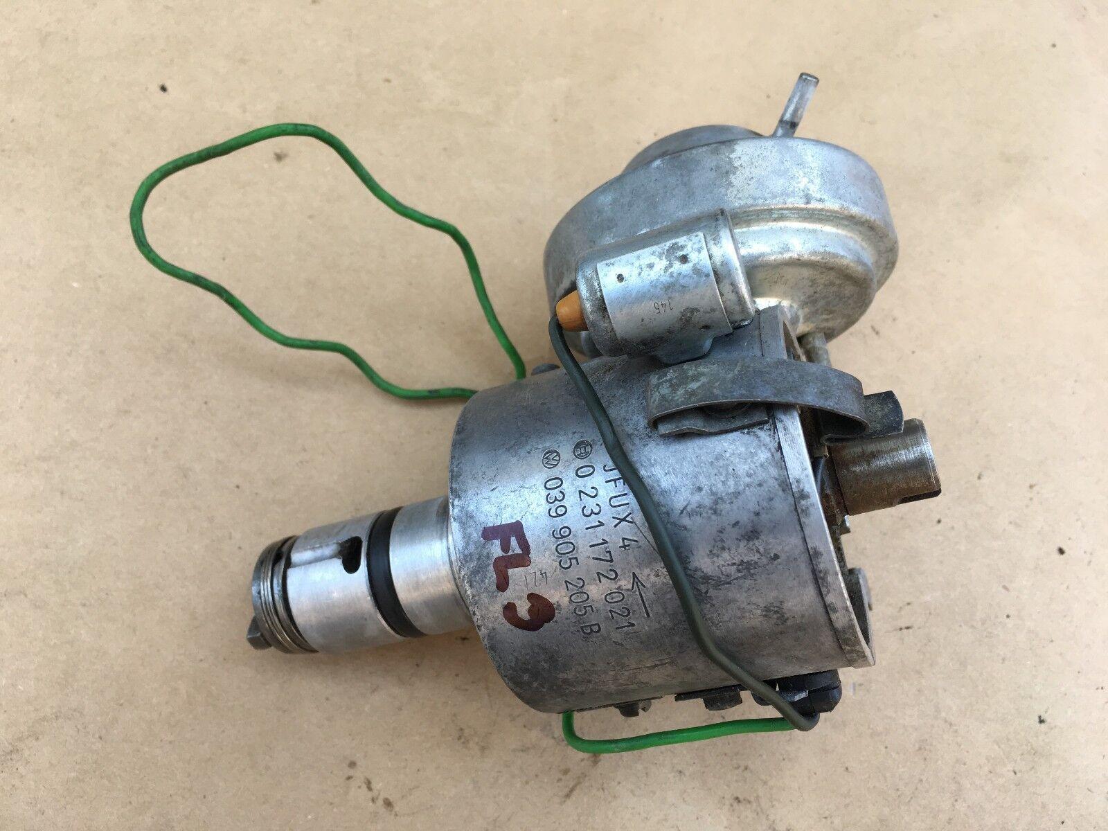 Porsche 914  Ignition Distributor BOSCH  JFUX 4  0 231 172 021  FL#3