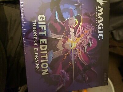 Throne Of Eldraine Bundle Gift Edition Includes a Collectors Booster