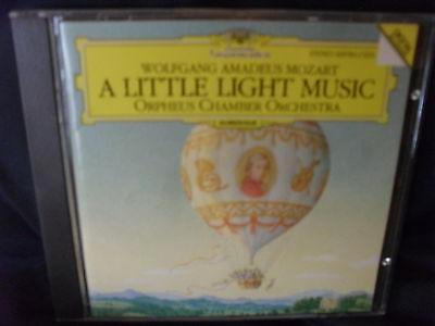 Little Chamber Music (Mozart - A Little Light Music  -Orpheus Chamber Orchestra  )