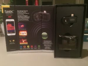 Seek XR Thermal Imaging Camera for iPhone
