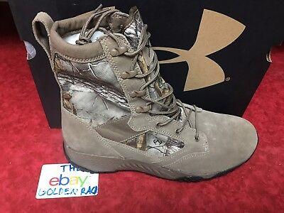 "Under Armour 1264770-946 Men's Camo 9""Infil Jungle Rat Boots Size 8-11 NIB"