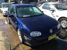 2001 Volkswagen Golf AUTO - CHEAP Lakemba Canterbury Area Preview