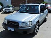 FULL SERVICE HISTORY LOW KMS 2003 Subaru Forester SUV AWD AUTO Victoria Park Victoria Park Area Preview