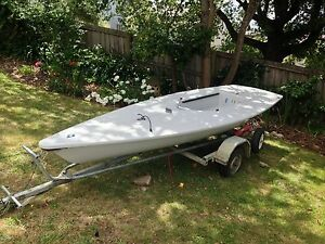 Laser sailboat 174359 Launceston Launceston Area Preview