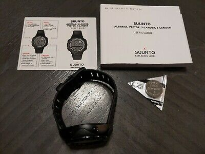 Suunto Altimax Finland Alltimeter Barometer Outdoor Sports Watch
