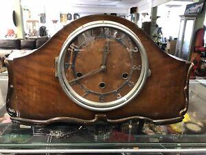 Antique Perivale P.H.S Mantle Clock