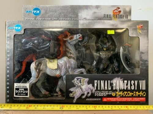 Kotobukiya Final Fantasy 8 VIII ODIN Guardian Force  Action Figure Set
