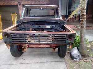 Ford f250 truck 1960,s rare Katoomba Blue Mountains Preview