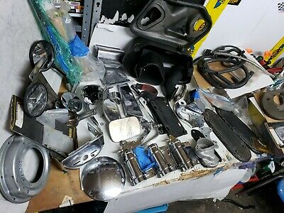 Lot of obscure motorcycle parts