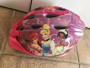 Disney Princess Bike Helmet for a child / kid