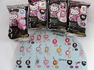 Hello Kitty Superstar * 4 Tüten * Dose + kleine Aufkleber * Panini * Neu * OVP