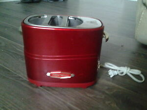 retro series hotdog toaster