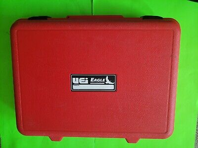 Uei Combustion Analyzer Ac509 Carrying Case Only C127 C125 C157 C155.used.