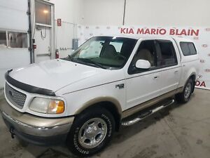 2001 Ford F-150 Lariat *CUIR*MARCHEPIED*HITCH