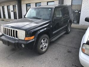 2006 5.7L Hemi Jeep Commander Whole or just parts