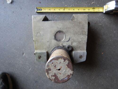milling machine arbor support