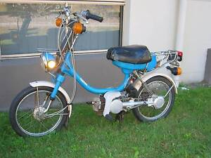 YAMAHA QT50 1979 MOPED Hillcrest Logan Area Preview