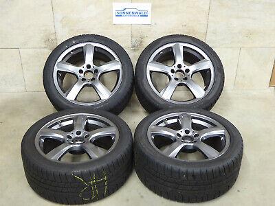 "Orig Mercedes 18"" CLS C218 X218 Shooting Brake Winterräder RDKS DOT2716 8mm Y517"